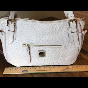 Absolutely beautiful Dooney & Bourke bag.